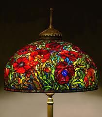 tiffany stained glass lamps pics - Google Search