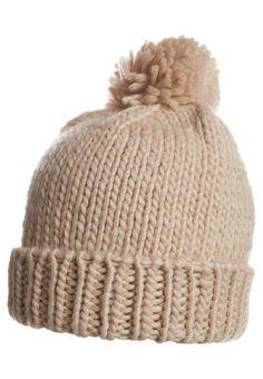 #czapka #beige #winter