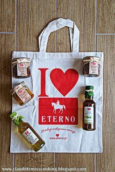 Clauditte Miss Cooking: ETERNO- współpraca
