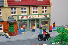 Corner shop bakery | © Huw Millington