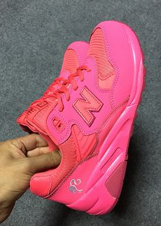 Women New Balance 580 NB580 Shoes 《Barbie Mermaidia》Barbie x Women New Balance MRT580PK Pink|only US$65.00 - follow me to pick up couopons.