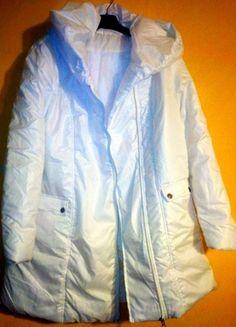 Kup mój przedmiot na #vintedpl http://www.vinted.pl/damska-odziez/kurtki-puchowe/20797964-nowa-kurtka-puchowa-cienka-biala-xl-xxl