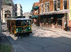 Eureka Springs Transit Fixed-Route Service