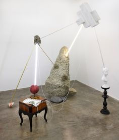 Art at the Border: Installation by Alejandro Almanza Pereda at 516 Arts in Albuquerque NM