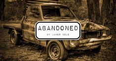 A photographic journey into the abandoned world by James Cole. taken by decay, reclaimed by nature. Fiction Writing, Always Learning, Creative Words, Decay, Helping People, Filmmaking, Light In The Dark, Over The Years, Storytelling