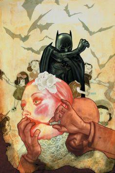#JamesJean #Batman