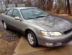 Cheap Luxury Sedan: 1999 Lexus ES 300 in DE — $4800... at autopten.com