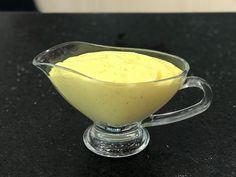 Molho Hollandaise de Limão
