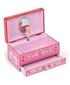Look at this #zulilyfind! Natachka Musical Jewelry Box #zulilyfinds