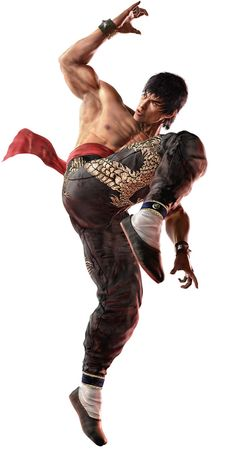 Marshall Law - Tekken 6