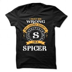 Spicer - #tshirt estampadas #sweater for men. BUY NOW => https://www.sunfrog.com/Camping/Spicer-84784538-Ladies.html?68278