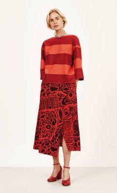 Orla shirt - Marimekko Fall/Winter 2016