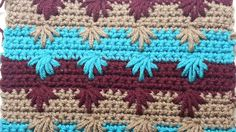 Learn to Crochet the Puff Spike Stitch #TUTORIAL DIY Free Crochet Project