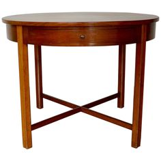 Unique+Table+by+Kaare+Klint+from+1929+|+From+a+unique+collection+of+antique+and+modern+console+tables+at+https://www.1stdibs.com/furniture/tables/console-tables/
