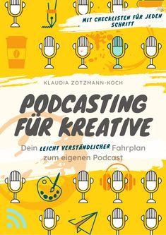 Als #Autor*in, #Künstler*in und Kreative*r muss man sich Gehör verschaffen. #Podcasts sind im Trend. Aber warum? Was macht dieses Format so besonders? Und was brauchst Du wirklich, um einen eigenen #Podcast zu starten?  Dieses #Buch ist Dein Wegweiser mit allem, was Du wissen solltest: #Hardware, #Software, #Datenschutz und: Wie kommt der Podcast bis ins Herz der Hörer*innen? Leicht verständlich und mit vielen Tricks aus der Praxis vom Start bis zum Ziel. #PodcastingDasBuch #Podcasting Tricks, Planer, Software, Hardware, Books, Author, Information Privacy, Direction Signs, Cook