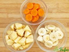 Baby Food Recipes, Snack Recipes, Healthy Recipes, Fruit Drinks, Healthy Drinks, Health Snacks, Dental Health, Raw Vegan, Cooking Time