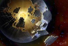 거대한 외계 구조물? 수수께끼 항성 -테크홀릭 http://techholic.co.kr/archives/58623