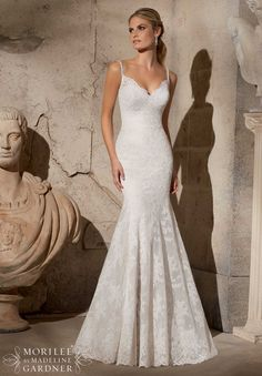 Mori Lee - 2704 - All Dressed Up, Bridal Gown