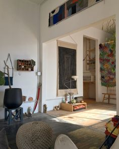 art is essential in your living space