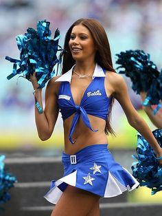 NRL - Canterbury Bulldogs Cute Cheer Pictures, Cheerleading Pictures, Canterbury Bulldogs, College Cheer, Pit Girls, Female Pose Reference, Professional Cheerleaders, Athletic Events, Football Cheerleaders