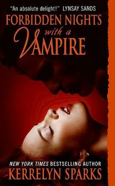 Forbidden Nights with a Vampire (Love at Stake Series #7)