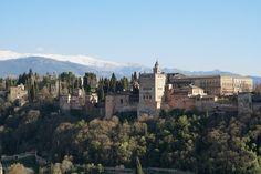 Roadtrips in Europa Archive Sierra Nevada, Malaga, San Jose, Granada, Roadtrip, Paris Skyline, Fitness Workouts, Highlights, Travel