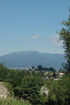 Inverigo (IM)  una vista sulla zona