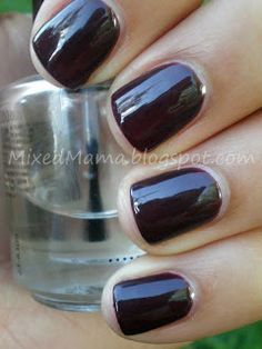 CND Shellac Fedora   (review)