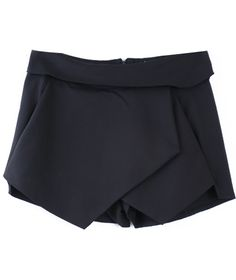 Black Asymmetrical Geometric Pockets Shorts. Fashion : Bottoms : Pants Black Asymmetrical Geometric Pockets Shorts - See more at: http://spenditonthis.com/listing-40572-black-asymmetrical-geometric-pockets-shorts.html#sthash.UFKjpLuD.dpuf