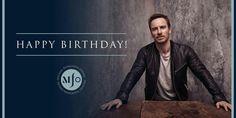 Michael Fassbender online says Happy Birthday to June