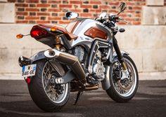 pinterest.com/fra411 #classic #motorbike - Midual Type 1