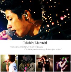 One ok rock Takahiro Morita, Takahiro Moriuchi, J Star, One Ok Rock, My Chemical Romance, Just Giving, Rock Bands, Give It To Me, Tumblr