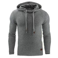 45dd349bcb Hoodie Men Hoody Male Long Sleeve Solid Color Hooded Men s Sweatshirt Mens  Hoodies Tracksuit Sweat Coat Casual moletom masculino