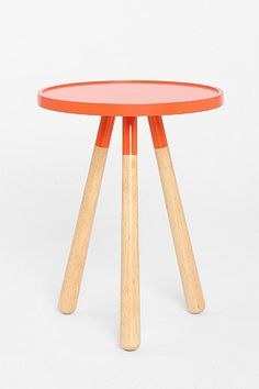 Urban Outfitters Tripod Table
