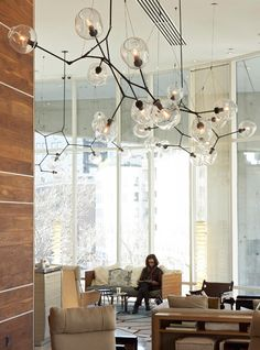 Lindsay Adelman lighting