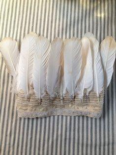 Feathered Whimsy / Wedding Style Inspiration / LANE