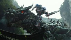 Transformers 4 Super Bowl Trailer - Transformers Age of Extinction. Optimus is Riding GRIMLOCK!!!!! Can I get a HELL YEAH?????