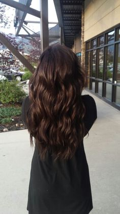 Natural Beaded Row Extensions by Hailey