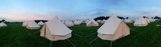 Glamping at UTS2015 http://www.glampit.com/underneath-the-stars-festival-2015/