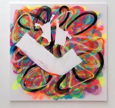 eddie peake painting - Google Search