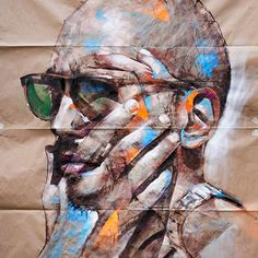Les peintures et graffitis de Truly design / Part.2 !