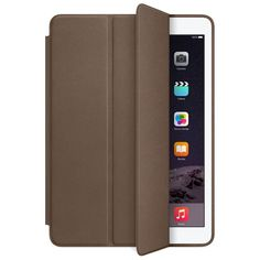 SimpleStone For iPad Air 2 Slim Genuine Leather Smart Case Cover Stand + Film Pen Set May31