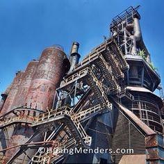 Bethlehem Steel plant Bethlehem PA. #bethlehemsteel #bethlehempa #ironworkers #bigideas #princetonphotographer #huangmenders #photooftheday #nikon #roadwarrior To see insider views and behind-the-scenes follow us on Instagram: http://bit.ly/HMPhoto1 Facebook: http://bit.ly/HMPFB Wordpress: http://bit.ly/HMWPress