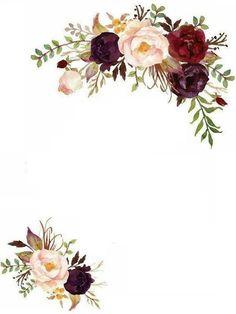 Invitation Ideas for 2020 Flower Background Wallpaper, Flower Backgrounds, Wallpaper Backgrounds, Wallpapers, Wedding Templates, Wedding Invitation Templates, Floral Wedding Invitations, Wedding Invitation Background, Floral Invitation