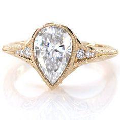Design 2545 - Knox Jewelers - Minneapolis Minnesota - Hand Engraved Engagement Rings - Large Image
