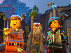 Get to know The LEGO Movie, brick by brick! Meet the characters exclusively on USA TODAY Life