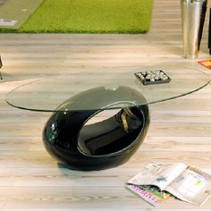 Pucci Black Gloss Coffee Table £149.95
