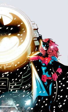 Batwoman in Detective Comics #934