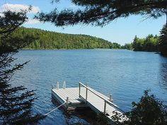 MDI vacation home 15 mins from bar harbor on lake