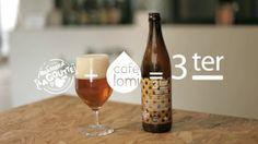 3Ter, bière triple au café, 100% Goutte d'Or. A l'approche de l'hiver, nous sommes heureux de vous annoncer l'arrivée d'une nouvelle bière d...